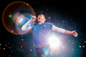 "Il nuovo album dei Coldplay s'intitola ""Music Of The Spheres"""