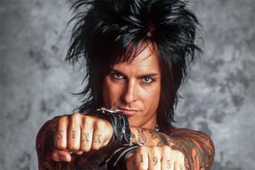 Un anno nella vita spericolata di Nikki Sixx dei Mötley Crüe