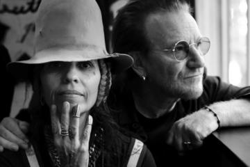 "Bono ha inciso un brano con Linda Perry, s'intitola ""Eden (To Find Love)"""