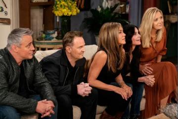"""Cosa ci ha insegnato la reunion di """"Friends"""" in onda su HBO?"""