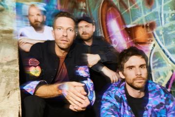 """Coldplay, """"Music Of The Spheres"""" è il nuovo album in studio"""