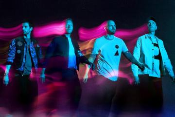 """""""Music of the Spheres"""" dei Coldplay è perfetto per gli alieni"""