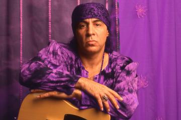 Nell'odissea di Stevie Van Zandt, fra rock e passioni non corrisposte
